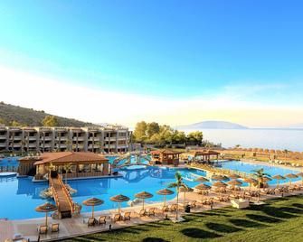 Kandia's Castle Hotel Resort & Thalasso - Тулон - Басейн