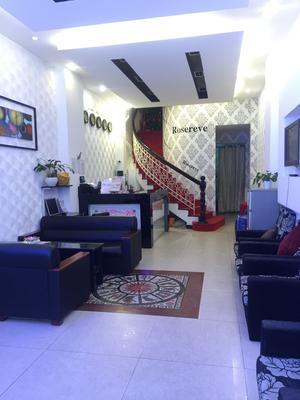 Saigon Pink 2 Hotel - Ho Chi Minh City - Lobby