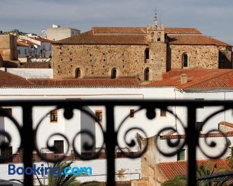Hotel la Boheme - Cáceres - Building