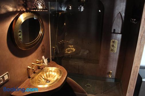Hotel la Boheme - Cáceres - Bathroom