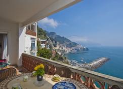 Relais San Basilio Convento - Amalfi - Balkon