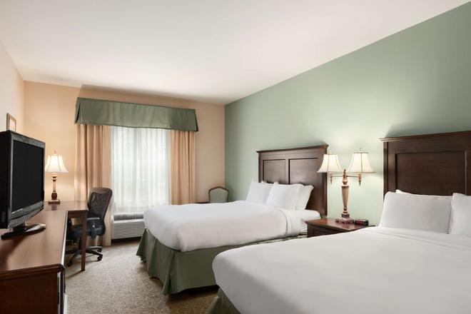 Country Inn & Suites by Radisson, Asheville West - Asheville - Bedroom