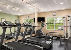 Country Inn & Suites by Radisson, Asheville West - Asheville - Gym