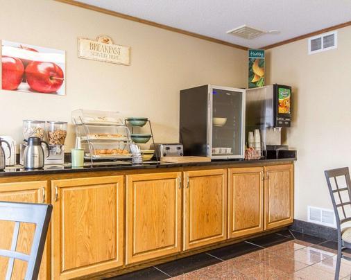 Quality Inn - Reedsburg - Buffet