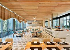 Aloft New Delhi Aerocity - Nova Deli - Restaurante