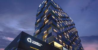 The Qube Pudong - Shangai - Edificio