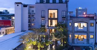 هوتل بريزدنتي - سان جوس - مبنى
