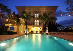 格蘭瑪哈甘酒店 - 雅加達 - 南雅加達 - 游泳池