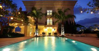 Hotel Gran Mahakam - ג'קרטה - בריכה