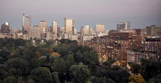 Four Seasons Hotel Boston - Boston - Sala de estar