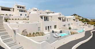 Dome Resort Santorini - Thera - Gebouw