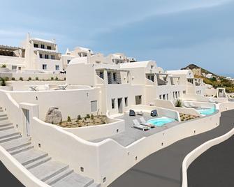 Dome Resort Santorini - Thera - Building