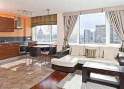 Moscow Suites Noviy Arbat - Moscow - Living room