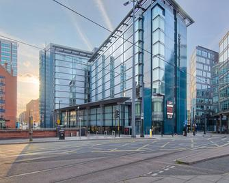 DoubleTree by Hilton Hotel Manchester - Piccadilly - Manchester - Gebouw