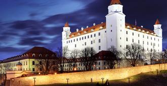 Ibis Bratislava Centrum - ברטיסלבה - בניין