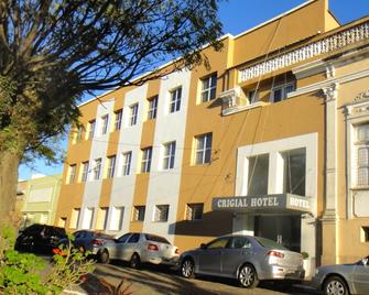 Hotel Crigial - Jaguarão - Building