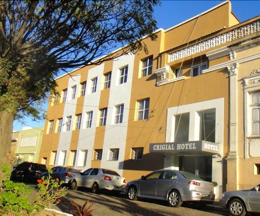 Crigial Hotel - Jaguarão - Building