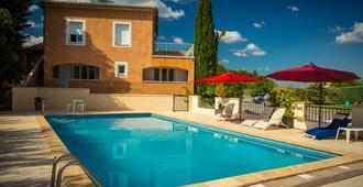 Hôtel Saint Geniès - Uzès - Pool