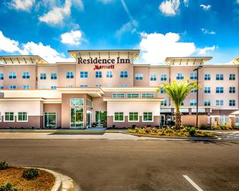 Residence Inn by Marriott Savannah Airport - Pooler - Edificio