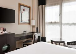 NH Valencia Center - Valencia - Bedroom