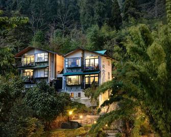 Summit Norling Resort & Spa - Gangtok - Rakennus