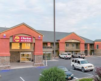 Clarion Inn and Suites Cedar City Gateway to National Parks - Сідар-Сіті - Building