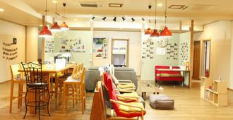 Baozen Guesthouse - Hostel - Jeju City - Σαλόνι ξενοδοχείου