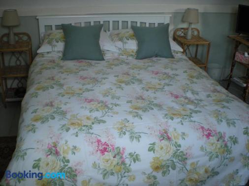 Hillside Cottage - Ledbury - Bedroom