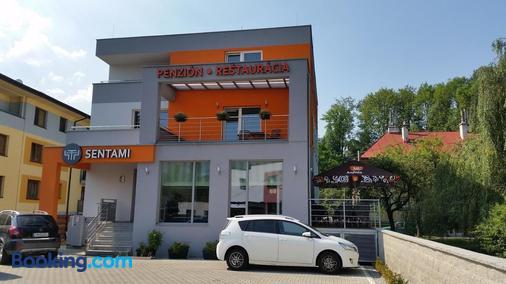 Sentami - Žilina - Building