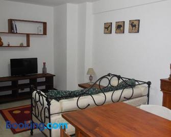 Appartamenti La Ginestra - Cesana Torinese - Sala de estar