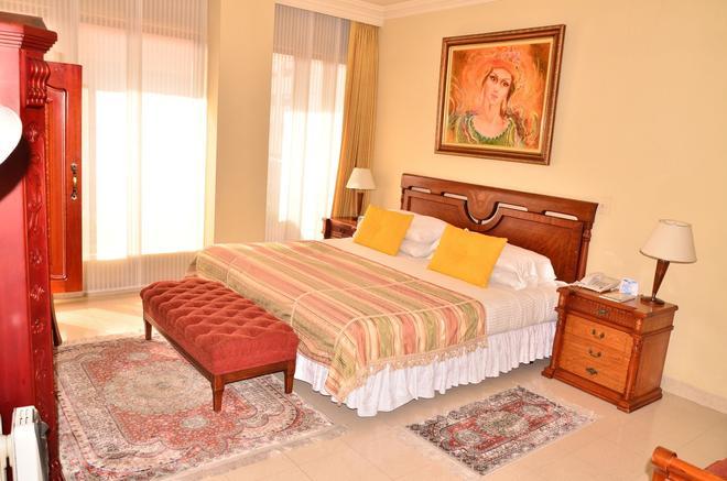 Hotel La Font Boutique - Bogotá - Bedroom