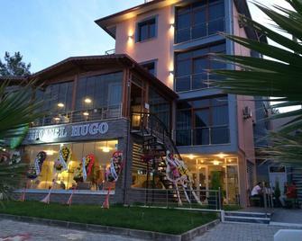 Hotel Hugo - Altınoluk - Building