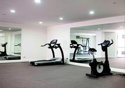 Apx World Square - Sydney - Fitnessbereich