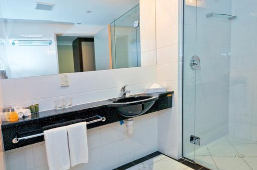 Millennium Hotel New Plymouth, Waterfront - New Plymouth - Phòng tắm