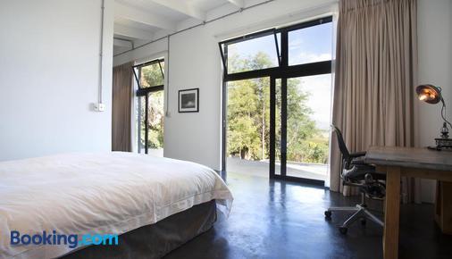 Sugarbird Manor At Protea Heights Farm - Stellenbosch - Bedroom