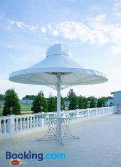 Hotel Roco - Timisoara - Balcony