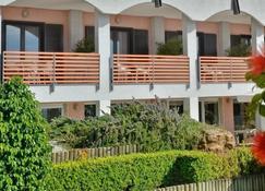 Hotel Mareluna - Castellabate - Edificio
