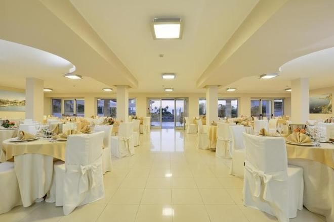 Hotel Mareluna - Кастеллабате - Банкетный зал