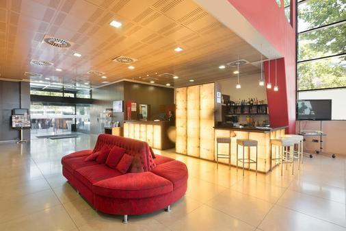 巴塞羅那 4 酒店 - 巴塞隆拿 - 巴塞隆納 - 酒吧