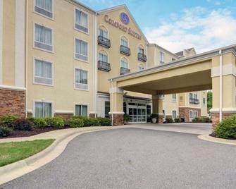 Comfort Suites Near Hot Springs Park - Hot Springs - Building