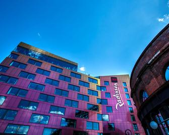 Radisson RED Glasgow - Glasgow - Gebouw