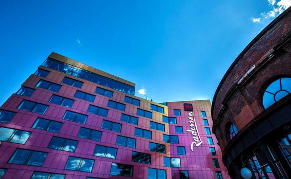 Radisson Red Glasgow 67 214 Glasgow Hotel Deals