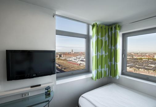 Wakeup Copenhagen Carsten Niebuhrs Gade - Copenhagen - Bedroom