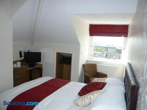 Queenswood Hotel - Weston-super-Mare - Bedroom