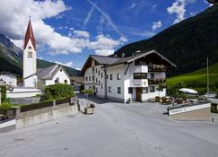 Hotel Traube - Pettneu Am Arlberg - Building