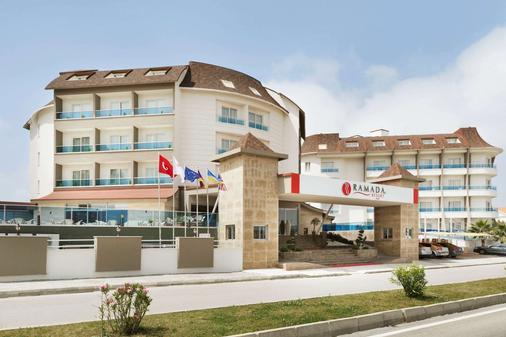 Ramada Resort by Wyndham Side - Side (Antalya) - Rakennus