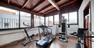 Magris Hotel - Naples - Gym