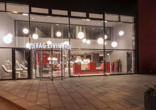 Living Hotel Frankfurt By Derag - Frankfurt - Rakennus