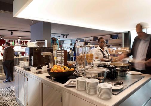 Living Hotel Frankfurt By Derag - Frankfurt - Buffet