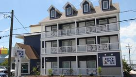 Beach Bum Inn - Ocean City - Building